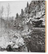 Near Telluride Colorado Wood Print