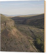 Near Yakama - Washington Wood Print
