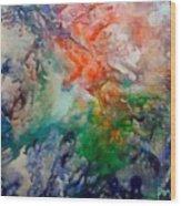 Nebula Algol Wood Print