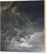 Nebulis Wood Print