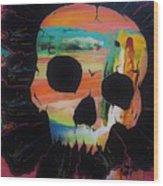 Negative Relations 5 Wood Print