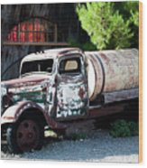 Nelson Chevrolet Wood Print