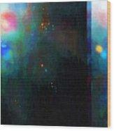 Neptune's Monolith Wood Print