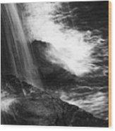 Nerstrand Waterfall.   Wood Print