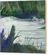 Neshannock Sunday Wood Print