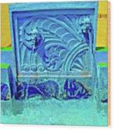 Netherland Wood Print