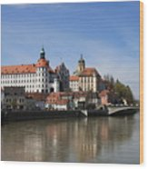 Neuburg Donau - Germany Wood Print