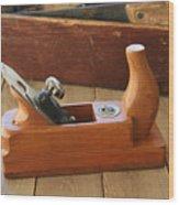 Neuenfeld Wood Plane Wood Print