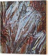 Neutral Colors Wood Print