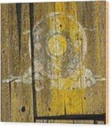 New Age Barn Wood Print