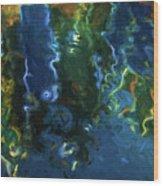 New Bedford Waterfront IIi Wood Print