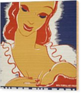New Deal: Wpa Poster, 1936 Wood Print
