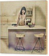 New Haven - Asian American Series Wood Print