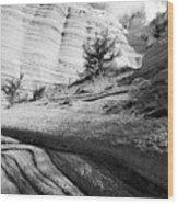 Kasha-katuwe Tent Rocks National Monument 4 Wood Print