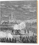 New Orleans: Riot, 1873 Wood Print