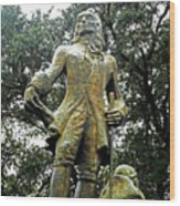 New Orleans Statues 1 Wood Print