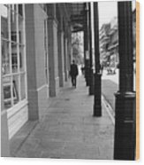 New Orleans Street Photography 1 Wood Print
