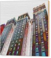 New York City 1 Wood Print
