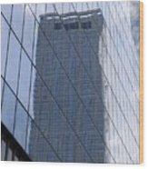New York City Skyline No. 14 Wood Print