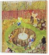 New Yorker April 23 1949 Wood Print