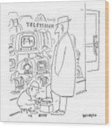 New Yorker April 29th, 1950 Wood Print