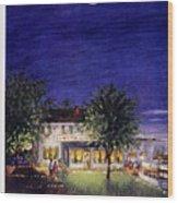 New Yorker August 13 1955 Wood Print