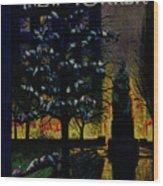 New Yorker December 5 1959 Wood Print