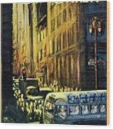 New Yorker July 23 1960 Wood Print