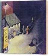 New Yorker May 2 1953 Wood Print
