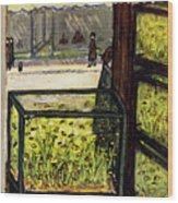 New Yorker November 15 1952 Wood Print