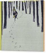 New Yorker November 30 1957 Wood Print