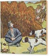 New Yorker November 8 1941 Wood Print