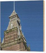 Newport Market Tower Wood Print