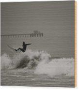 Newport Wood Print