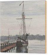 Newport, Rhode Island Wood Print by Rosemary Kavanagh