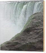 Niagara Falls 1 Wood Print