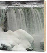 Niagara Falls 3 Wood Print