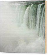 Niagara Falls 4 Wood Print