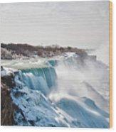 Niagara Falls 4589 Wood Print