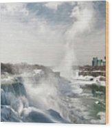 Niagara Falls 4601 Wood Print