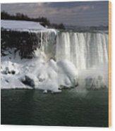 Niagara Falls 6 Wood Print