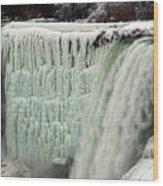 Niagara Falls 7 Wood Print