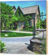 Niagara Falls Botanical Garden Y1 Wood Print