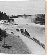 Niagara Falls, C1905 Wood Print