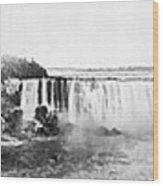 Niagara Falls, C1909 Wood Print