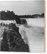 Niagara Falls, C1910 Wood Print