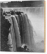 Niagara Falls, C1911 Wood Print