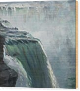 Niagara Falls Ny Wood Print