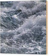 Niagara Falls Rapids Wood Print