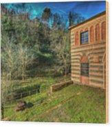 Niasca Hermitage IIi Portofino Park Passeggiate A Levante Wood Print